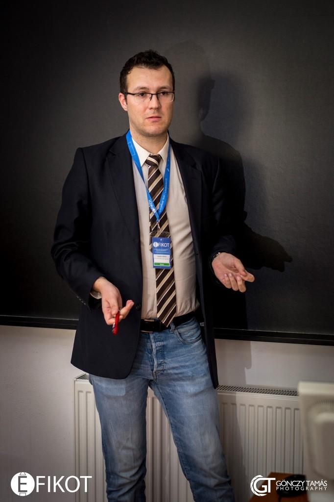 Szakács Szilárd EFIKOT 2016